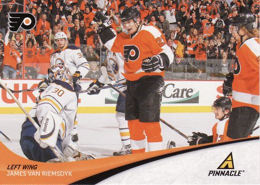 2011-12 Pinnacle - James van RIEMSDYK č. 21