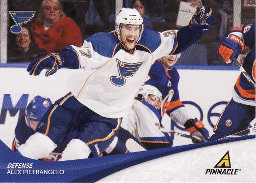 2011-12 Pinnacle - Alex PIETRANGELO č. 27