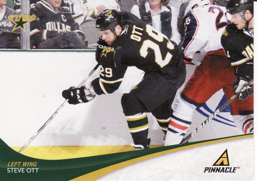 2011-12 Pinnacle - Steve OTT č. 29