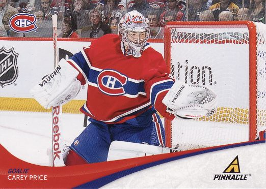 2011-12 Pinnacle - Carey PRICE č. 31