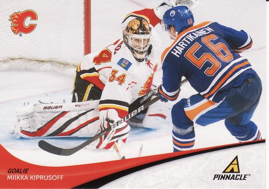 2011-12 Pinnacle - Miikka KIPRUSOFF č. 34