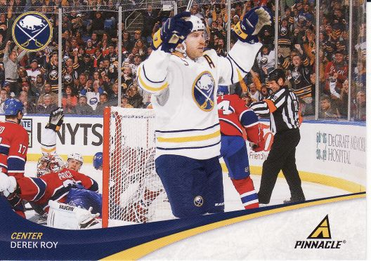 2011-12 Pinnacle - Derek ROY č. 38