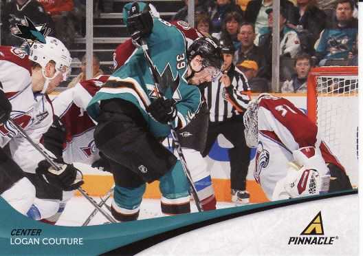 2011-12 Pinnacle - Logan COUTURE č. 39