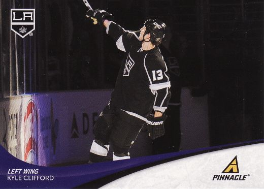 2011-12 Pinnacle - Kyle CLIFFORD č. 43