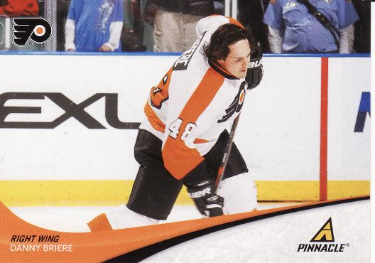 2011-12 Pinnacle - Danny BRIERE č. 48