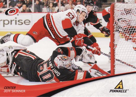 2011-12 Pinnacle - Jeff SKINNER č. 53
