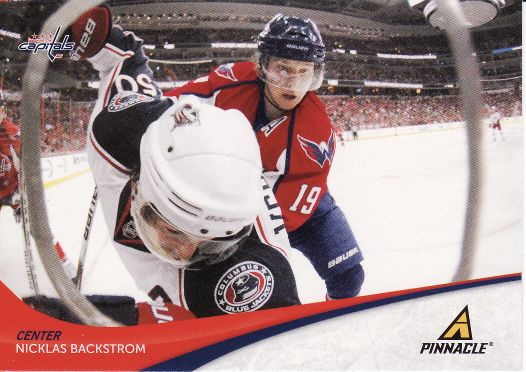 2011-12 Pinnacle - Nicklas BACKSTROM č. 56