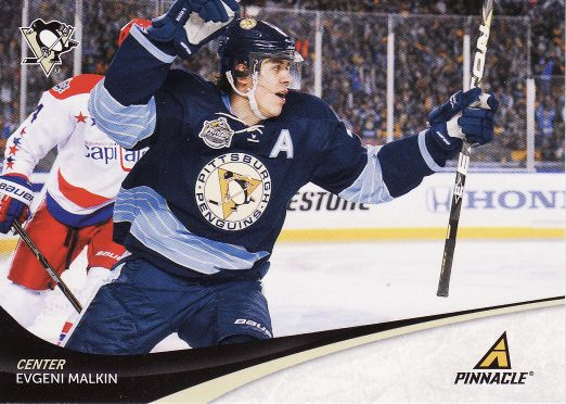 2011-12 Pinnacle - Evgeni MALKIN č. 71