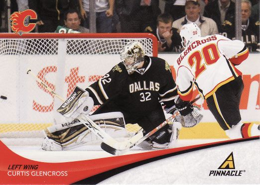 2011-12 Pinnacle - Curtis GLENCROSS č. 73