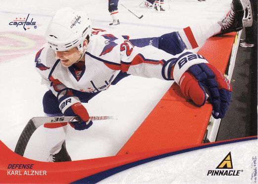 2011-12 Pinnacle - Karl ALZNER č. 83