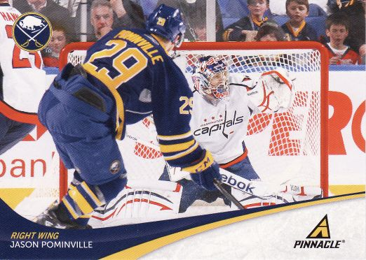 2011-12 Pinnacle - Jason POMINVILLE č. 85
