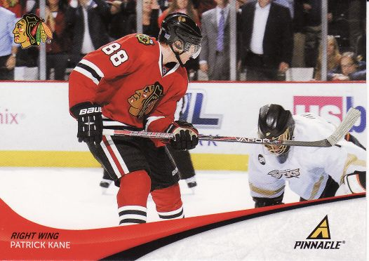 2011-12 Pinnacle - Patrick KANE č. 88