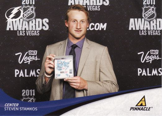 2011-12 Pinnacle - Steven STAMKOS č. 91