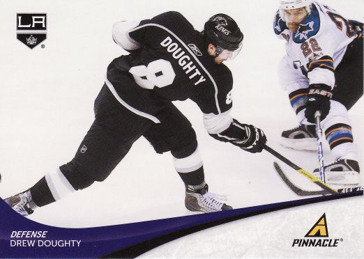 2011-12 Pinnacle - Drew DOUGHTY č. 97