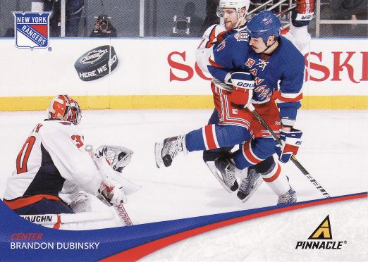 2011-12 Pinnacle - Brandon DUBINSKY č. 98