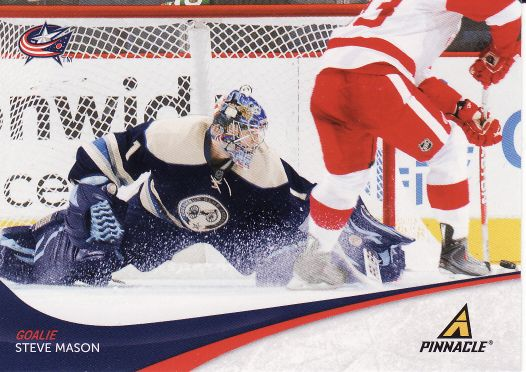 2011-12 Pinnacle - Steve MASON č. 101