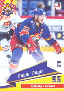18-19 Jokerit - Peter REGIN č. JOK-BAS-025
