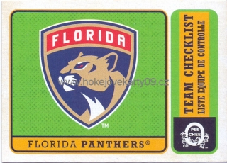 18-19 OPC - Florida Panthers č. 564 CL