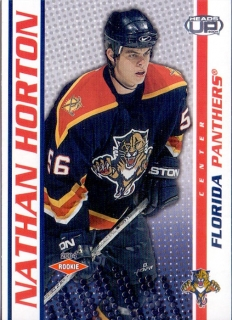 03-04 Pacific Heads Up - Nathan HORTON č. 118 (RC)