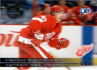 03-04 Pacific Heads Up - Henrik ZETTERBERG č. 7