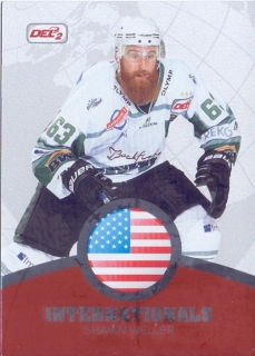 16-17 DEL2 - Shawn WELLER č. IN03