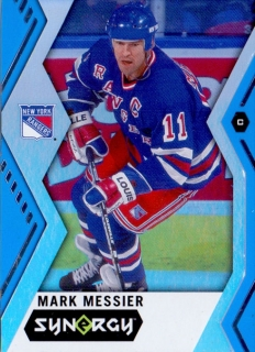17-18 Synergy - Mark MESSIER č. 49 BLUE