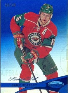 12-13 Certified - Dany HEATLEY č. 15 BLUE