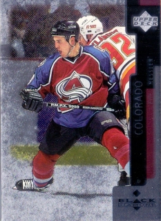 97-98 Black Diamond - Eric MESSIER č. 13