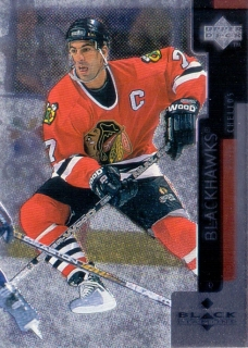 97-98 Black Diamond - Chris CHELIOS č. 29