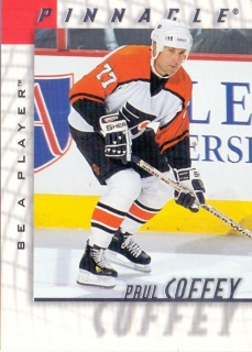 97-98 Pinnacle BAP - Paul COFFEY č. 12