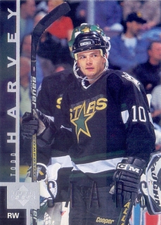 97-98 Upper Deck - Todd HARVEY č. 55