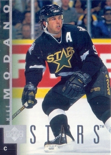97-98 Upper Deck - Mike MODANO č. 56