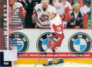 97-98 Upper Deck - Darren McCARTY č. 59