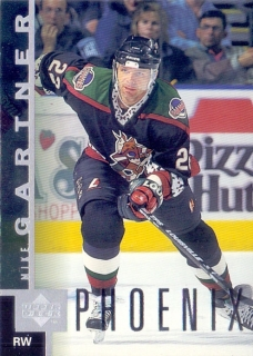 97-98 Upper Deck - Mike GARTNER č. 128
