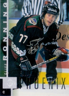 97-98 Upper Deck - Cliff RONNING č. 132
