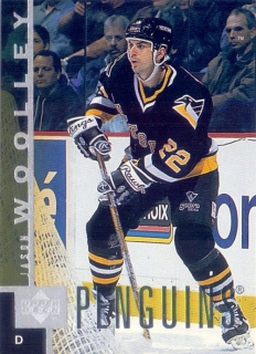 97-98 Upper Deck - Jason WOOLLEY č. 138
