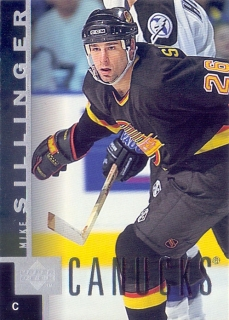 97-98 Upper Deck - Mike SILLINGER č. 170
