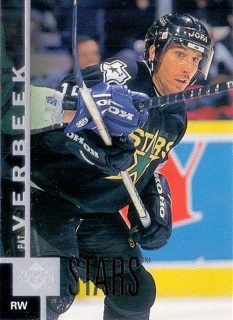 97-98 Upper Deck - Pat VERBEEK č. 262