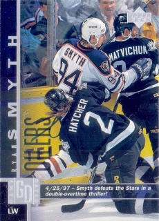 97-98 Upper Deck - Ryan SMYTH č. 274