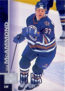 97-98 Upper Deck - Dean McAMMOND č. 275