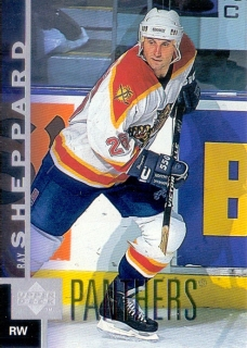 97-98 Upper Deck - Ray SHEPPARD č. 280