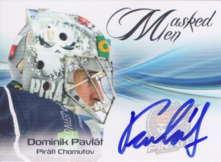 19-20 Premium Cards - Dominik PAVLÁT č. MM27