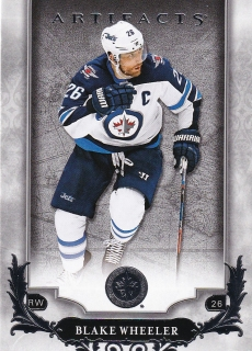 18-19 Artifacts - Blake WHEELER č. 13