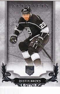 18-19 Artifacts - Dustin BROWN č. 51
