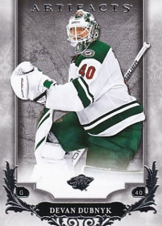 18-19 Artifacts - Devan DUBNYK č. 53