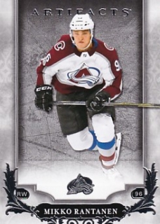 18-19 Artifacts - Mikko RANTANEN č. 89
