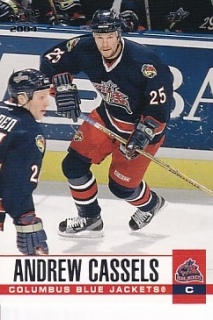 03-04 Pacific - Andrew CASSELS č. 91