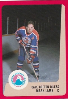 88-89 ProCards AHL/IHL - Mark LAMB