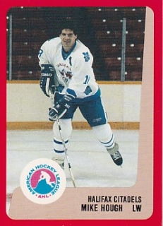 88-89 ProCards AHL/IHL - Mike HOUGH