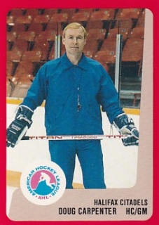88-89 ProCards AHL/IHL - Doug CARPENTER